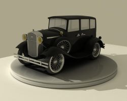 FORD T 1931 by oksy