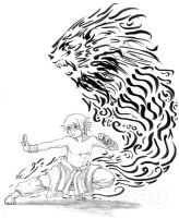 Original: Lion Breath by Risachantag