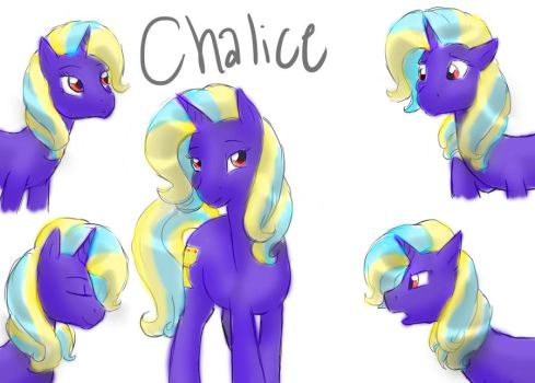 OC Request: Chalice by Bluefeathercat