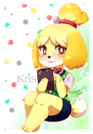 Isabelle by krissehpoo