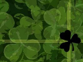 Shamrock Luck by angelique23