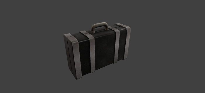 The lost suitcase by figro670