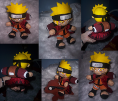 Sage Naruto plush :: FIN :: by goiku