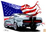 Great American Shelby by MrLively