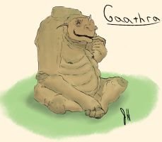 Gaathra by PaultheMediocre