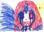 Just a Child's Drawing by Moirath