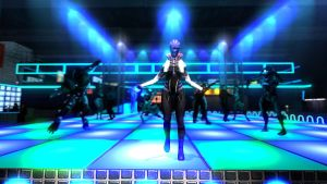 Aria T'loak opens a new club :D by Shamalayah