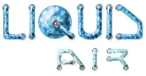 Liquid Air Logo 1 by winds-of-chaos