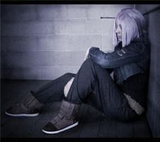 Mirai Trunks - Lonely Warrior by ShadowsMask