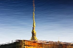 Peter and Paul Fortress by kanechka
