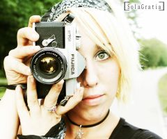 Behind The Lens by solagratia