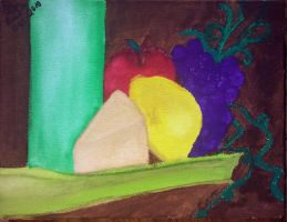 Fruits and Veggies 2 by Lilrxox