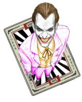 Joker Card Tattoo by locoryan