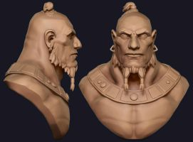 Sculpts by Deoce