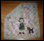 Baby quilt by Hemhet