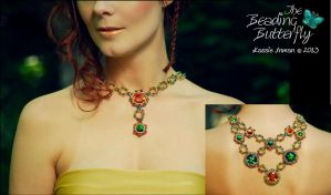 Shield of Itarilde Reversed Collage by beadg1rl