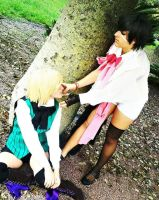 cosplay ciel phamtonhive by Shoratime-vocaloid