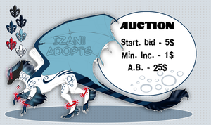 #2 Manchi adopt auction [closed] by Izanii1