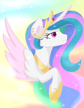 Celestial Sunrise by Fairiegirl101