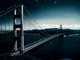 san francisco II by emrecan22