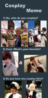 Cosplay Meme by Kanta-chan