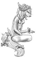 Nature Lover Pose (FREE) by BluuWynter