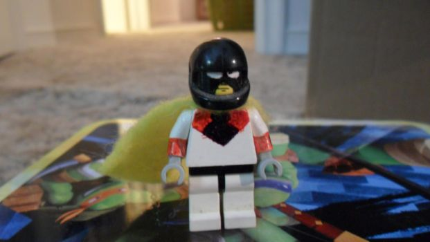 Space Ghost by iamtherealbender