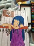 MyVersion of Hinata in Colour by Cosplayer4Lyf
