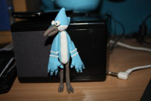 Mordecai From Regular Show by Lucas170791