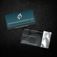 SSJ_Business Card by omni6us
