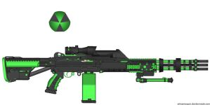 Mk. 499 LM AKA Radiation Poisoning by TheLostSentinal