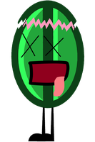 Coffee Bean As A Zombie Vector by thedrksiren