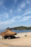 Ola Deniz beach by sicklittlemonkey