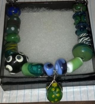 Turtle Beads by Rusalka-Hime