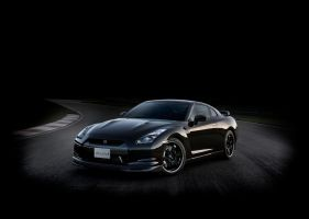 Nissan GT-R Specv by TheCarloos