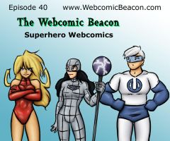 Webcomic Beacon Title Card by Neilsama