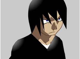 Toshido angry face by Chris-chanXD