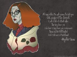 Myrtle Snow by christophercielos