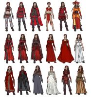 Neferu Banokborns Wardrobe by Neferu