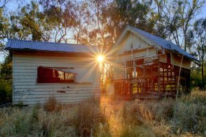 Moama Shack by Bjay70