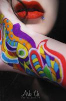Body Painting by Arkus83