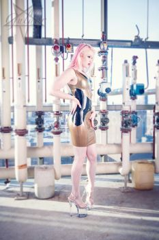 Cute industrial latex 07 by GuldorPhotography