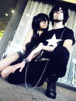 CPP- BlackRock Shooter Love by cosPOPproductions