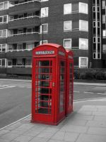 London Booth by Jbressi