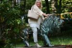 riding on a lion 2 by ingeline-art
