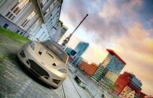 Ford GT-V concept 6 by cipriany
