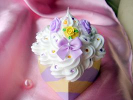Lemon Lavender Rose Deco Box by Lustfulwish