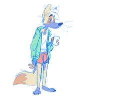 Not Awake Yet by CoyoteEsquire