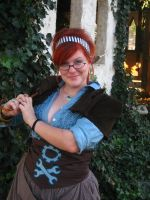 Custom Steampunk Outfit by dreadnoughtdesigns