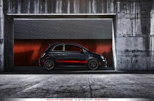 2012 500 Abarth 04 - Press Kit by notbland